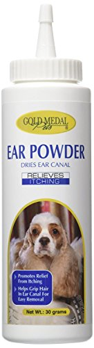 Gold Medal Groomers Ear Powder (2 Pack)
