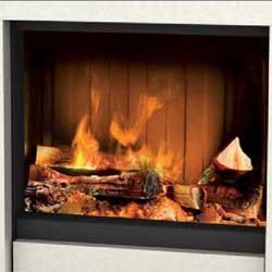 Dimplex Albany Optimyst Electric Fire Kitchen Home