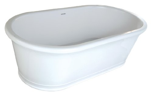 Metro Collection 68 x 35 Tribeca Tub Only - Almond - Hydro Systems TRI6835MTO-ALM