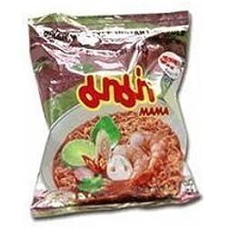10 Bags Special Mama Noodle Shrimp Tom Yum Flavour Soup