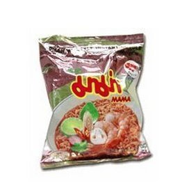 10 Bags Special Mama Noodle Shrimp Tom Yum Flavour (Indian Costumes Homemade)