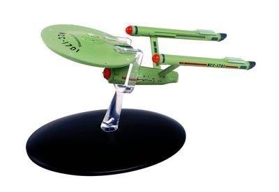 Star Trek Starships Collection 50 - USS ENTERPRISE NCC-1701 - Enterprise Ncc 1701 Vehicle
