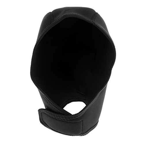 Prettyia 3mm Neoprene Wetsuit Cap Hood For Scuba Diving Snorkel Surf Winter Swimming by Prettyia