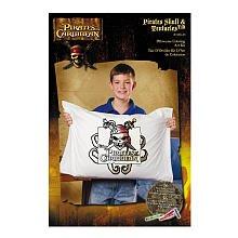 Disney Pirates Skull Pillowcase Art