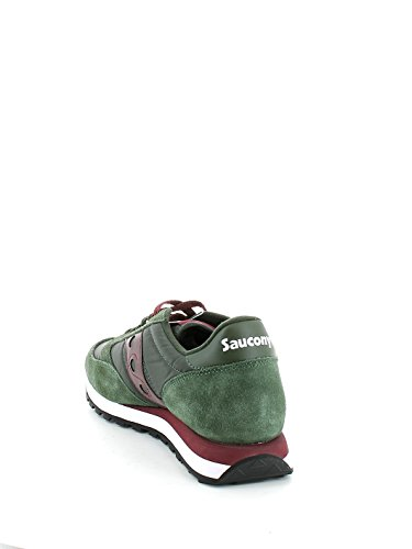 Burgundy Saucony Original Jazz Cross Chaussures Femme Green de xZq7w0rnZ
