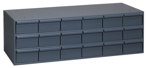 Durham 030-95 Gray Cold Rolled Steel Storage Cabinet, 33-3/4