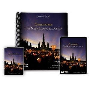 Catolicismo Guía de los Líderes de la nueva evangelización líderes Kit * muy Rev. Robert e Barron * Kit incluye 4-dvd...
