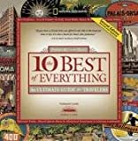 The 10 Best of Everything, Nathaniel Lande and Andrew Lande, 142620227X