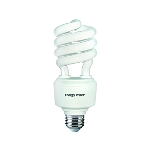 Bulbrite 515027 CF26WW/3WAY 12/20/26W 3-Way Compact Fluorescent T3 Coil with Medium Base, 30/70/100W Equivalent, Warm (3 Warm White Compact)