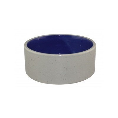 Stoneware Dog Dish