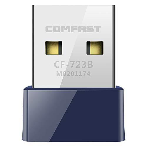 Alta calidad CF-723B Mini 2 en 1 USB Adaptador WiFi WiFi ...