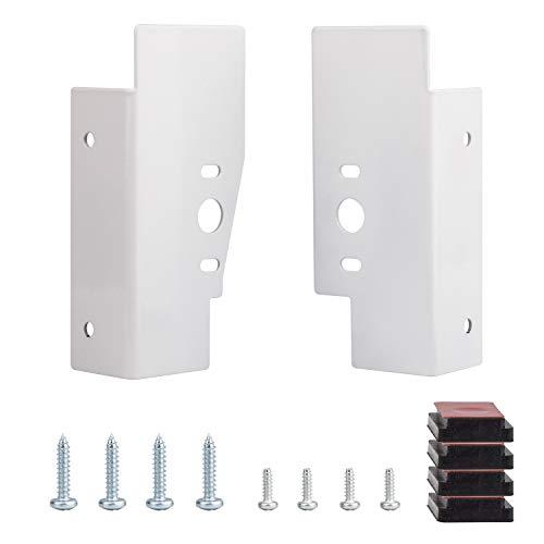 LFORBBWE25X10028Washing/DryerStackingKit-ComparetoGEFLSTACKLaundryBracket-BracketStackingKitforLaundryAppliances (Compare Front Load Washers)
