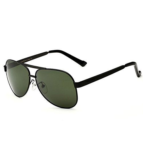 Lentes Limotai Fiesta De IR Polarizadas De 400 para Informal Gafas Compras Gafas Sol Gris negro para UV Hombres Solgafas Senderismo De con Viajar De Sol rqtrPRw