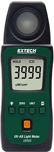Extech UV505 Pocket UV-Ab Light Meter