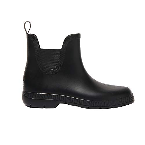 totes Women's Cirrus Chelsea Ankle Rain Boots -