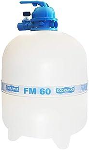 Filtro Fm-60 Para Até 113 Mil Litros - Sem Areia Sodramar Fm - 60 Sem Areia