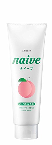 Naive Kracie Makeup Cleansing Foam Peach, 200g