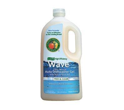 Earth Friendly 31748 Auto-Dishwashing Gel Free & Clear
