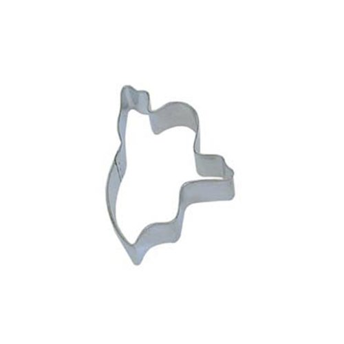 Dress My Cupcake DMC41CC1191 Halloween Ghost Cookie Cutter, 3.25-Inch -