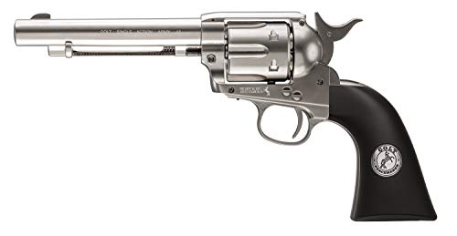 Colt Peacemaker Revolver Single Action Army Six-Shooter .177 Caliber Air Pistol, Pellet - Revolvers
