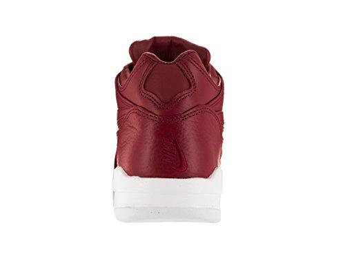 NIKE Mens NikeLab Air Flight 89 Basketball Shoe Gym Red/Gym Red/White lEqrtStV
