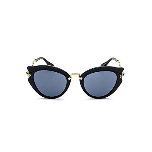 Aoligei Ladies tour élégantes lunettes de soleil conduite visage couple coréen zU6nza2PkG