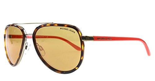 725125942027 - Michael Kors Sunglasses MK 5006 1036/5N Tortoise Gold 57mm carousel main 0