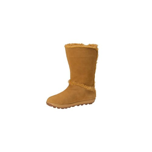 Timberland Womens Mukluk Pull-On Fur Boot Wheat-suede TPn0Mi