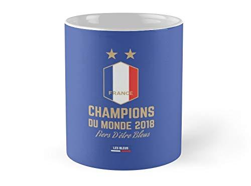 Blade South Mug France Champion Du Monde 2018 Maillot Mug - 11oz Mug - Features wraparound prints - Made from Ceramic - Best gift for family friends