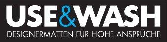 Use /& Wash/® Schmutzfangmatte Joy aubergine 5 Gr/ö/ßen w/ählbar 43x60cm