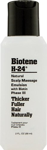 Mill Creek Biotene H-24 Natural Scalp Massage Emulsion -- 2 fl oz - 2pc