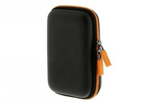 S12 Cases Bags - Moleskine Luggage Shell Water Repellent Bag, Black, Small