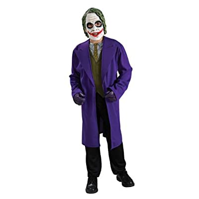 Batman The Dark Knight Child's Costume The Joker, Small: Toys & Games