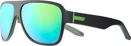 Shred Mavs Don Sunglasses, Smoke/Green - Sunglasses Don