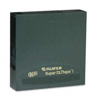 - Fuji® 1/2 inch Tape Super DLT Data Cartridge CART,DATA STORAGE,SDLT P6509 (Pack of2)