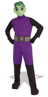 Child Teen Titans Beast Boy Costume