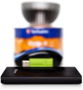 2.5 Argento Verbatim HDD Esterno da 500GB