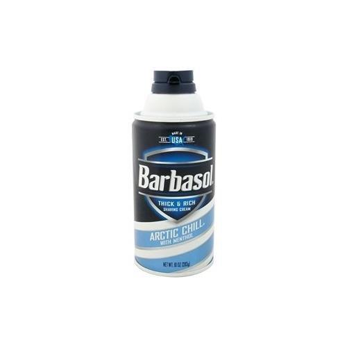 Barbasol Beard Buster Shaving Arctic