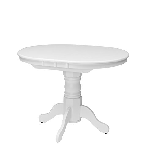 CorLiving DSH-410-T Dillon Dining Table, White