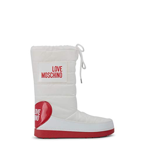 Love Moschino White Love Moschino JA24022G16IK JA24022G16IK Moschino Love White JA24022G16IK Love White qXBH4wH