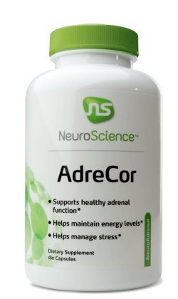 AdreCor par NeuroScience - 90 Capsules