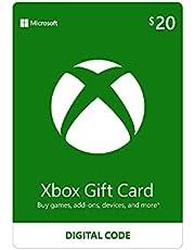 $20 Xbox Gift Card [Digital Code]