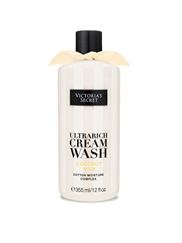Victoria's Secret Ultrarich Cream Body Wash Coconut - Ultra Cream Moisturizing Rich