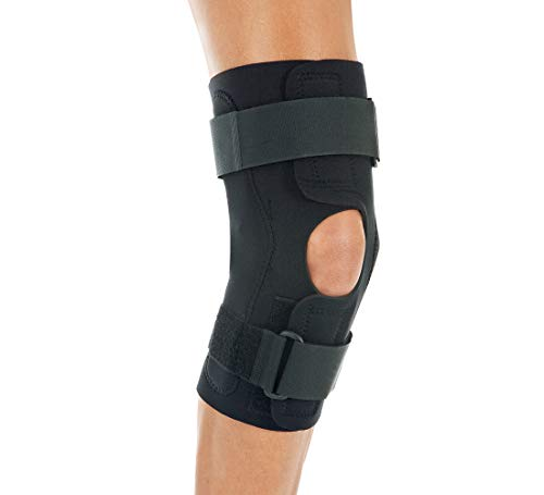 Wraparound Hinged Knee Stability Brace, XXX-Large