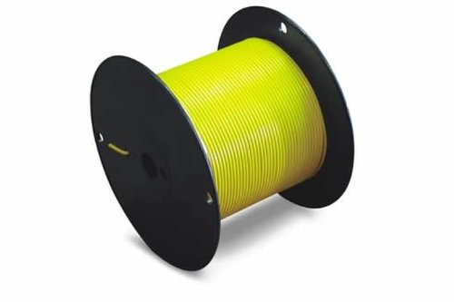 UPC 050286010132, JT&T Products (101C) - 10 AWG Orange Primary Wire, 100 Ft. Spool