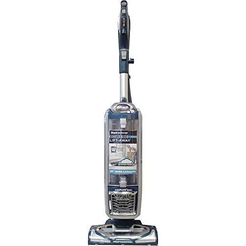 Shark UV7965 Vacuum Cleaner, Black/Teal