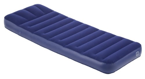UPC 628547013866, Outbound Single Flocked Air Mattress (Blue, Small)