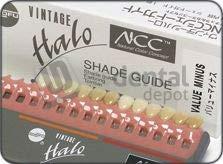SHOFU- Vintage Halo NCC Value PlusShade Guide #7048#7048 668-7048