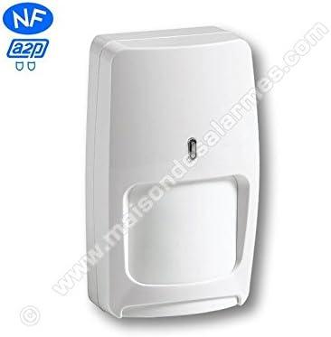 HONEYWELL de seguridad DT8012F5 PIR sensor DUAL TECH] (12 m) (epítome certificado) grado 2 [1]: Amazon.es: Bricolaje y herramientas