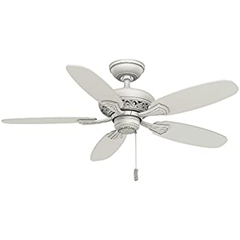 Casablanca fan company 53194 fordham 44 inch cottage white ceiling casablanca fan company 53194 fordham 44 inch cottage white ceiling fan with five cottage white mozeypictures